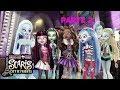 Monster High Scaris Pelicula HD Parte 2