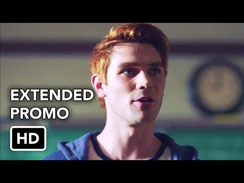 """Riverdale 2x03 Extended Promo """"The Watcher in the Woods"""" (HD) Season 2 Episode 3 Extended Promo"""