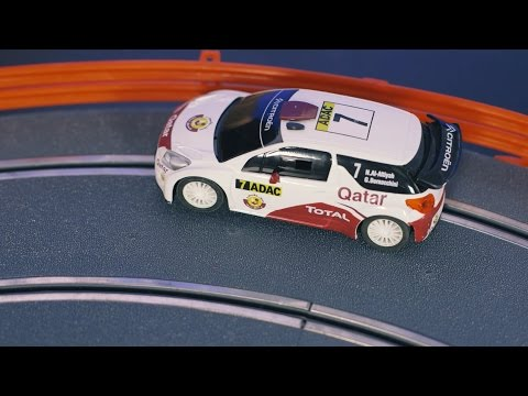 SCALEXTRIC, EL BOX – FAQ: ¿Por qué se queda parado el coche en un punto del circuito?