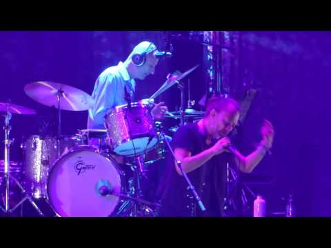 """15 Step"" Radiohead@Madison Square Garden New York 7/26/16"