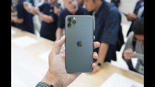 iPhone 11 Pro 發佈會現場 新機體驗實錄