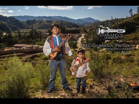Charangos De Bolivia #02 | Hugo Cavarría