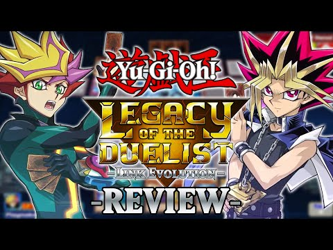 Yu-Gi-Oh! Legacy Of The Duelist: Link Evolution REVIEW! (Nintendo Switch)