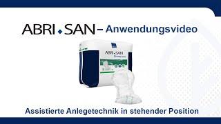 Produktvideo zu Abena Abri-San Premium Inkontinenz-Einlagen