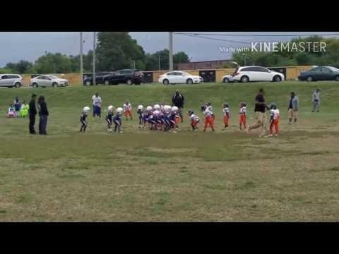 Yayo smurf highlights vs Harrisburg Broncos