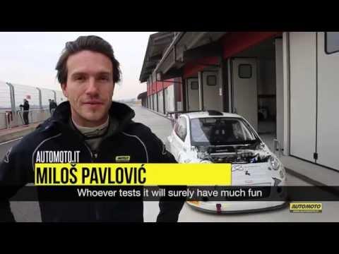 Cinquone Race by Romeo Ferraris