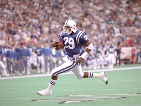 Eric Dickerson Colts Highlights