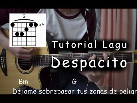 Belajar Gitar (Despacito - Luis Fonsi Ft Daddy Yankee)