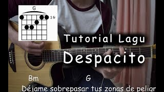 Belajar Gitar (Despacito - Luis Fonsi ft Daddy Yankee) Mp3