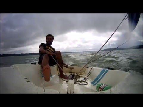 Hobie Holder 12 Sailing