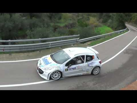 SIDDI AURO-ROLLO GIOVANNI esterne RALLY D'OGLIASTRA 2016 BY TOP VIDEO 320.7288235