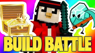 Minecraft BUILD BATTLE [Ep.57] - Cufarul Cu DIAMANTE!