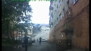Видео обрушения дома в Междуреченске(, 2016-06-01T10:51:53.000Z)