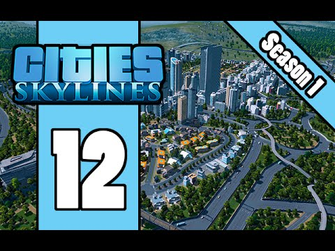 Cities Skylines - E12 - The One Million Club
