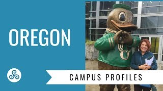 University of Oregon - overview by American College Strategies after a campus tour