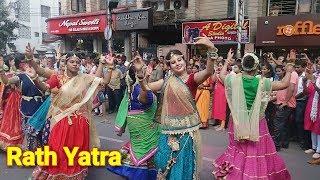 Jay Jaganath Rath Yatra 2018 Iskcon Kolkata