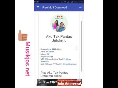 Mp3 Downloader For Android