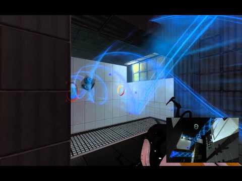 Portal 2 Co-Op Walkthrough - [ Course 4 - Level 4 ]