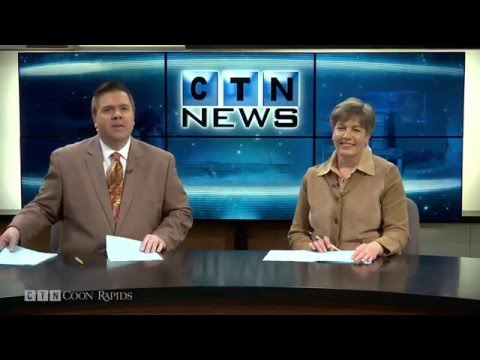 CTN News for Friday, February 26, 2016