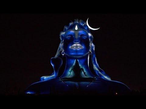 MahaShivratri 2019 | Adiyogi 3D Light Show