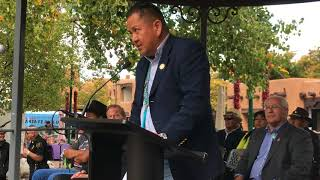 Indigenous Peoples Day Celebration 2017 Mark Freeland Executive Staff Assistant Navajo Nation