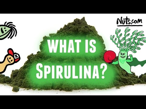 Superfood Superheroes - Spirulina Health Benefits & Nutrition