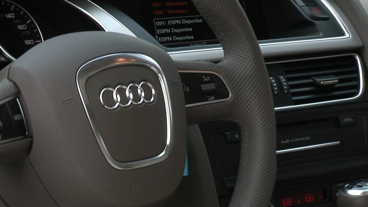 2010 Audi A5 20t Drive Time Review Testdrivenow Youtube