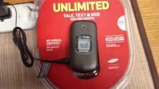 Verizon Pay As You Go Phone