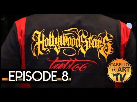 Episode 8-Hollywood Stars Tattoos