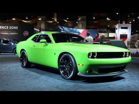 Dodge Charger and Challenger Scat Pack Dynamics Package Option with Ben Lyon