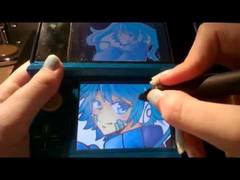 Takane Enomoto [Kagerou Project]- 3DS Speedpaint