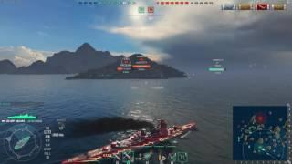 World of Warships ARP Haguro Part10