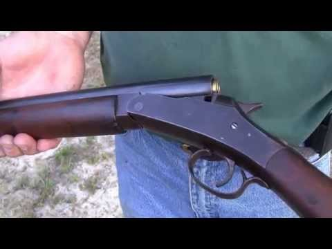"Crescent Arms ""Victor Special"" 16 gauge Single Barrel"