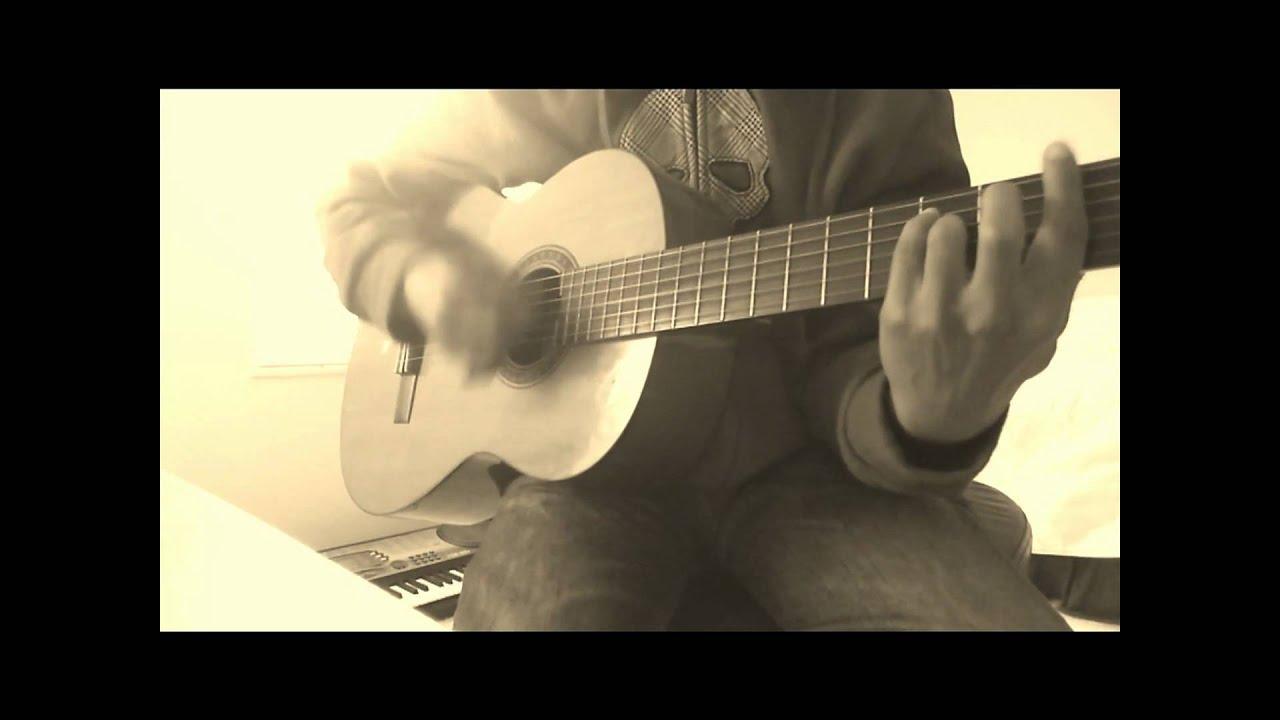 Jeena Yahan Marna Yahan Guitar Cover Youtube