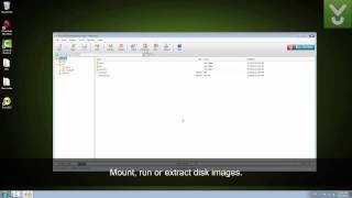 برنامج PowerISO - Create, edit, burn, mount, و تشفير أقراص CD/DVD/BD ملفات الصور - تحميل معاينة الفيديو