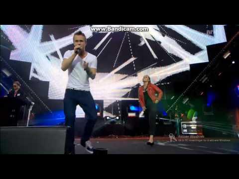 """VG-lista topp 20 """"Supernova - Cir.Cuz & Julie Bergan live"""