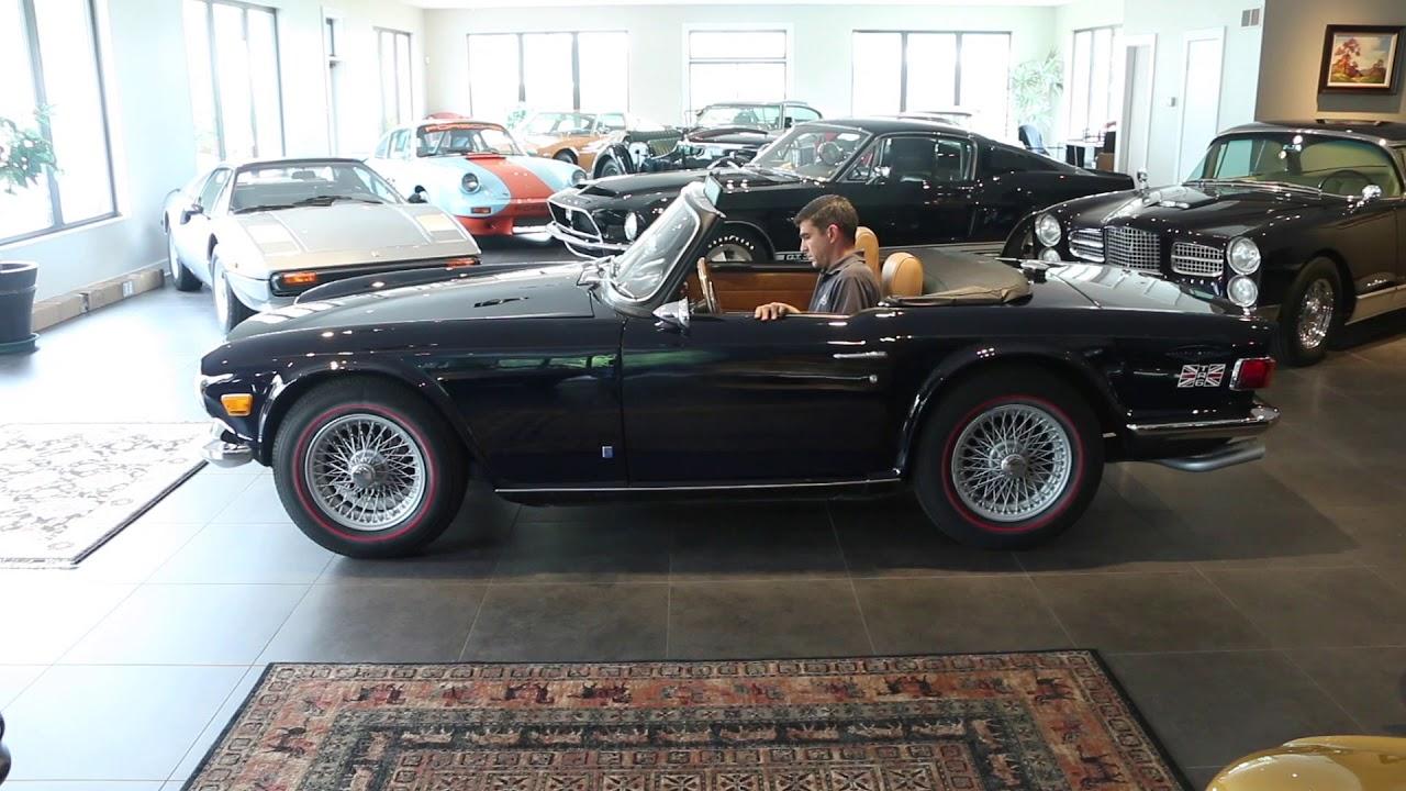 Triumph Archives – Daniel Schmitt & Co  Classic Car Gallery
