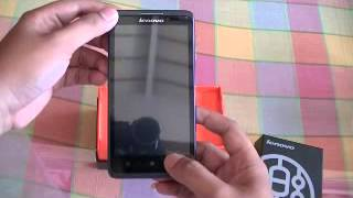Lenovo S890 Unboxing , Indonesia Edition :D