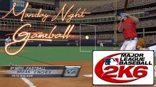 Major League Baseball 2K6 Monday Night Gameball