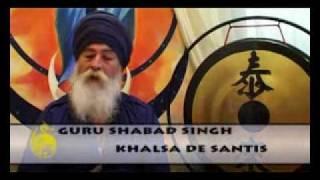 Gatka con  Guru Shabad Singh Khalsa de Santis - FEDERAZIONE ITALIANA GATKA con MARTIALPHILOSOPHYTV