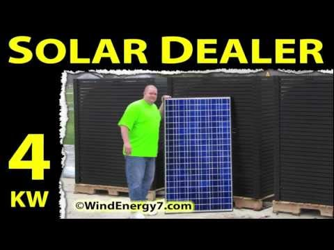 Sun Solar Panels | Sun Solar Panel Kits