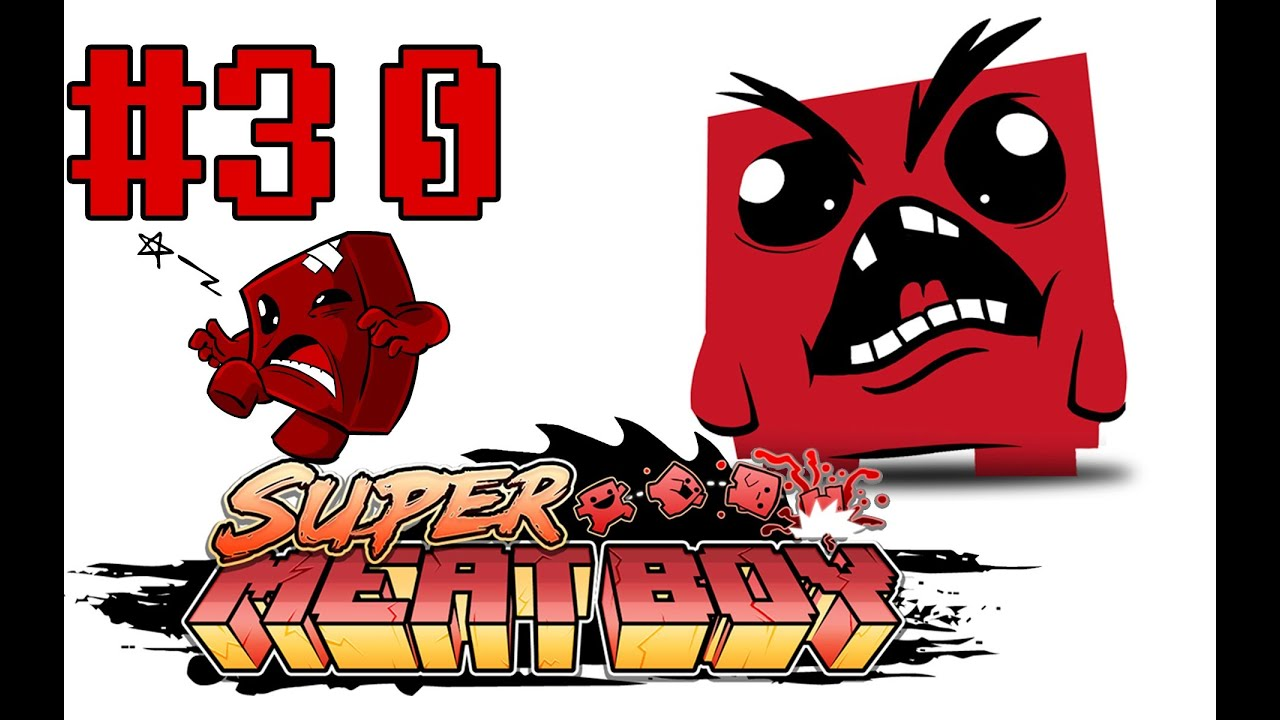 Super Meat Boy Episode 30 Ho Un Bouton