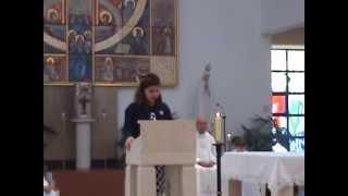 """2014 - """"Eis o dia que fez o Senhor"""" - Igreja de São Pedro do Mar, Quarteira."""