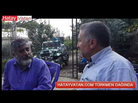 Hatayvatan.com Suriye'de Türkmen Dağında