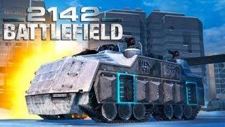 Battlefield 2142 Gameplay (2007-08)