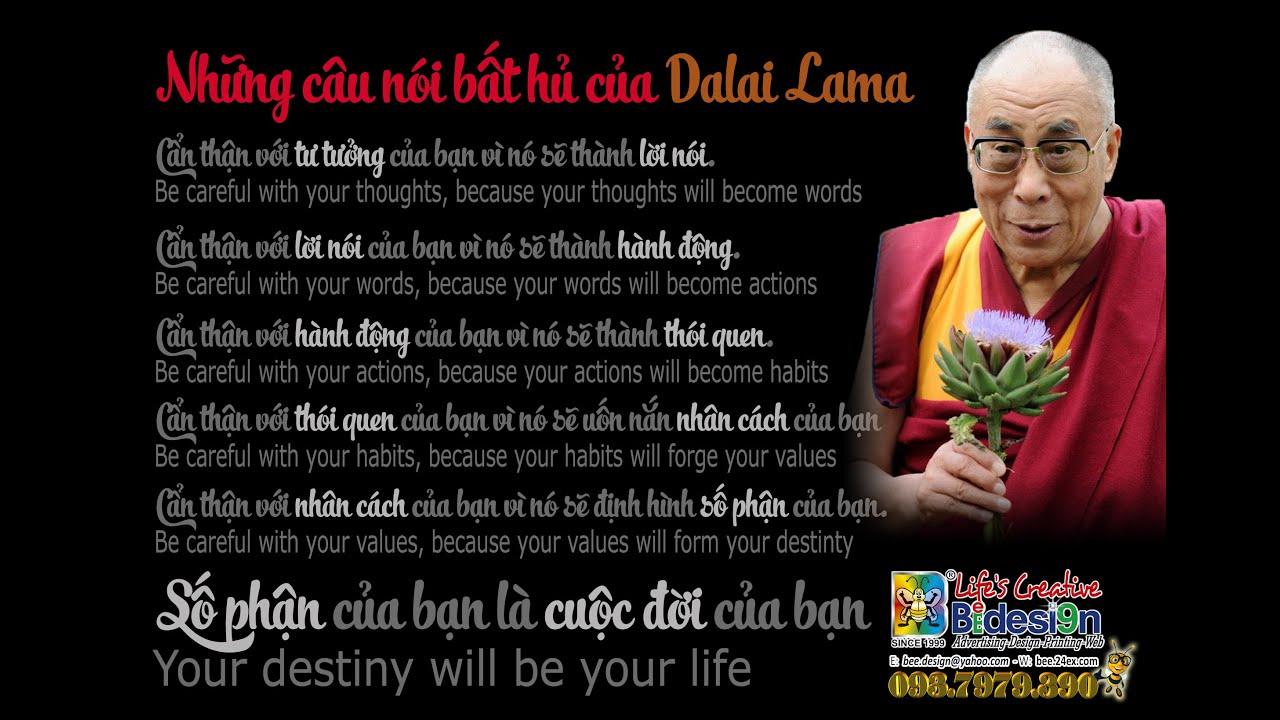 Dalai Lama Quotes Life Dalai Lama Quotes  Youtube