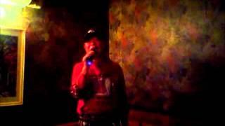 Me singing Wakattekudasai(Akira Inaba)