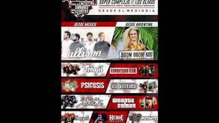 Boom Boom Kid - Lima 01-08-2015