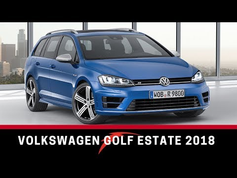 TRENDING CAR | Volkswagen Golf Estate 2018 Car Full Review