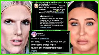 Jeffree Star & Jaclyn Hill Drama!